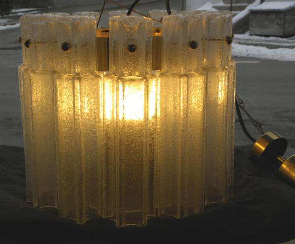 Kronleuchter Limburger Glashütte Deckenleuchte Lüster